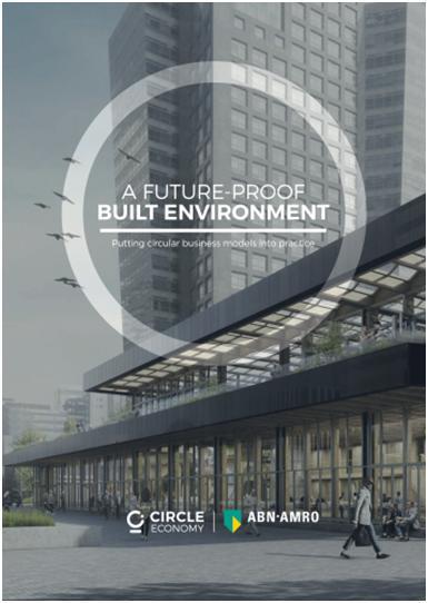 荷蘭銀行與其循環展館 CIRCL的研究報告。