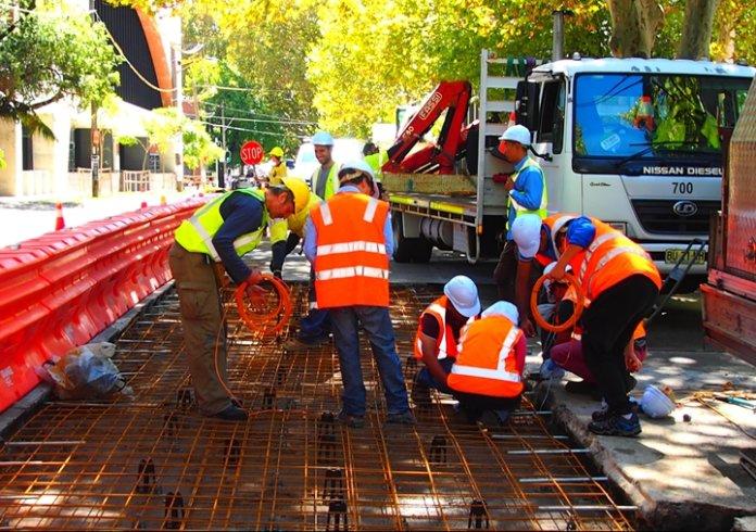 雪梨對首段「綠色」混凝土公路展開5年測試