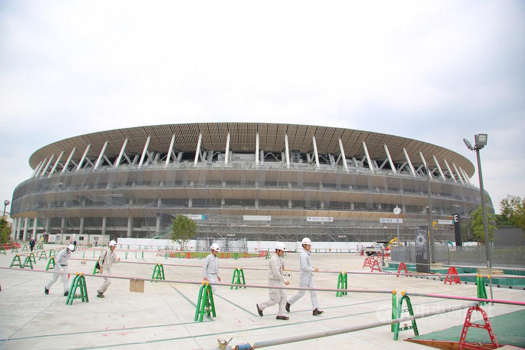 2020東京奧運主場館新國立競技場的設計由建築大師隈研吾負責,採和風設計,大量使用木材,風格特殊。