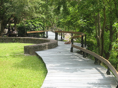 國家公園無障礙步道