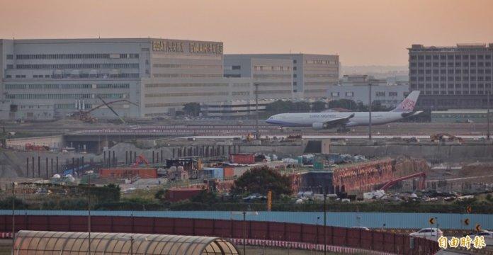 圖為第三航廈預定地。