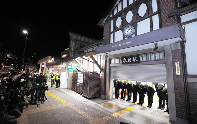 日本最悠久木造原宿車站96年後退役 (東京都澀谷區 内田光 攝影)