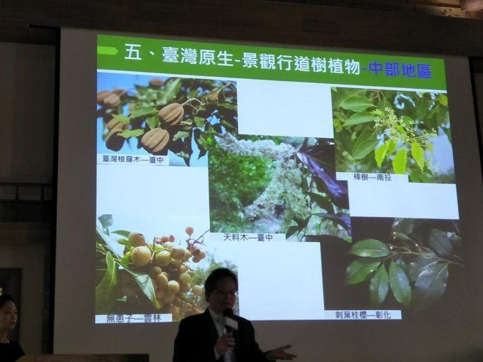 林務局日前發布一份具園藝及景觀應用潛力的原生森林植物名錄,共106種。