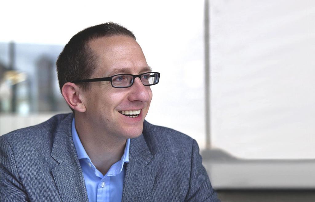 WilkinsonEyre建築事務所香港分部總監Matthew Potter。