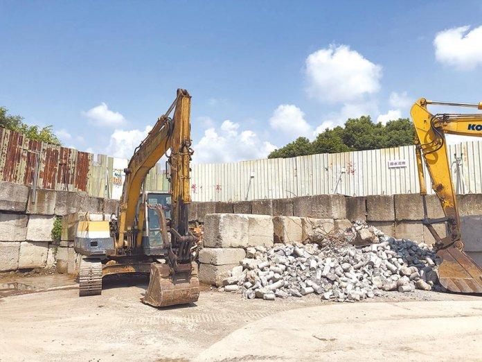 營建土石方去化困難,台北港這次通過環差案,將成為土石方處理曙光。