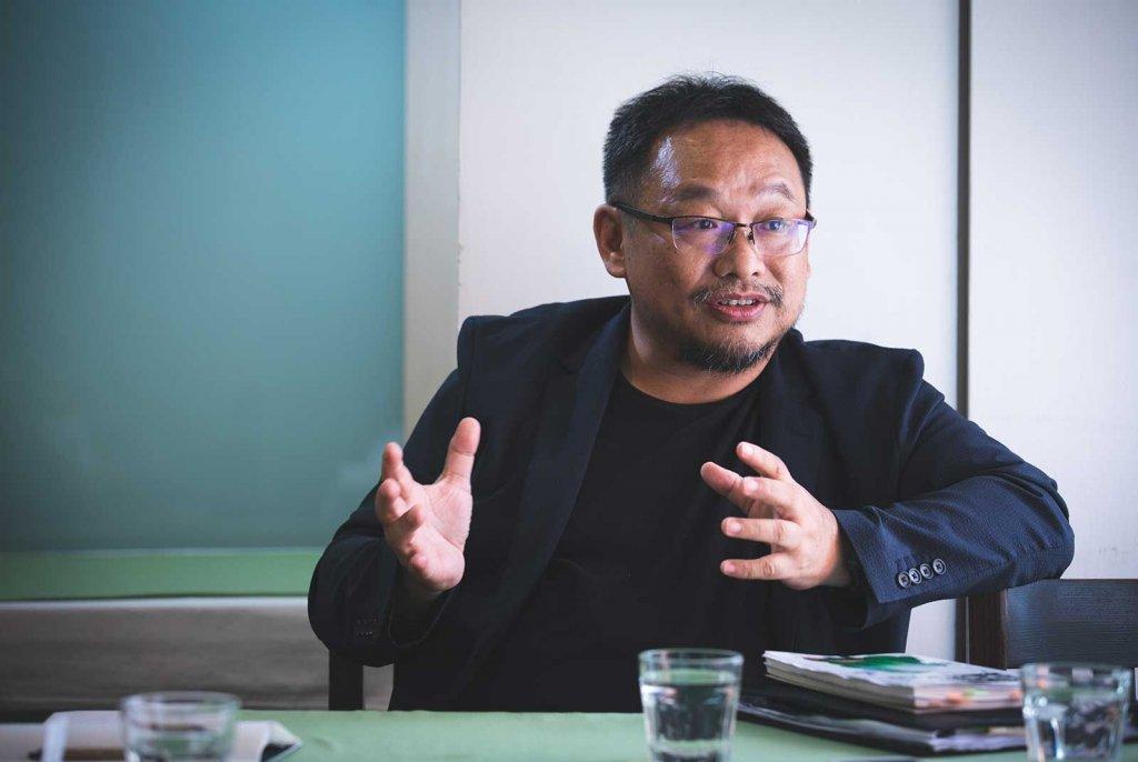 生態工法發展基金會首任執行長暨春雷環境學社共同創辦人
