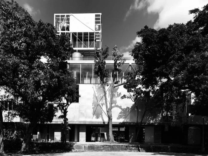 山屋獲2020台灣建築獎佳作。