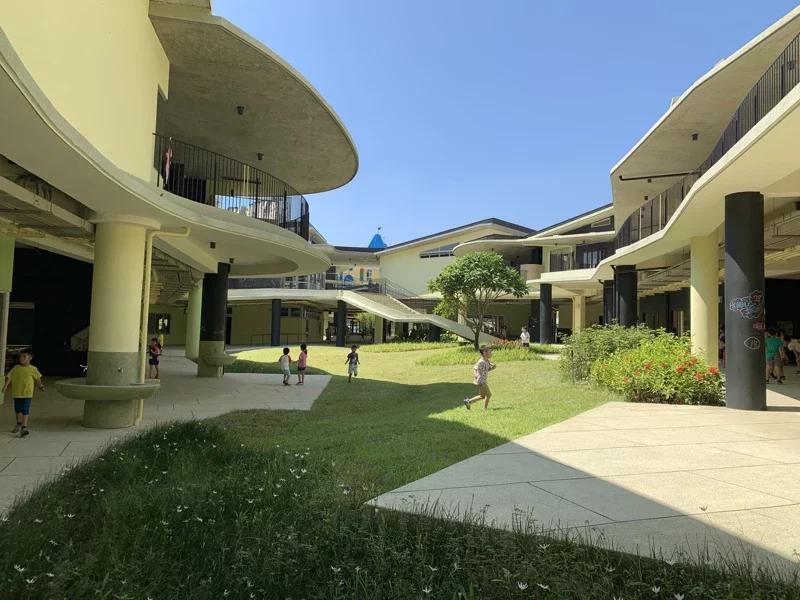 關埔國小獲2020台灣建築獎首獎。