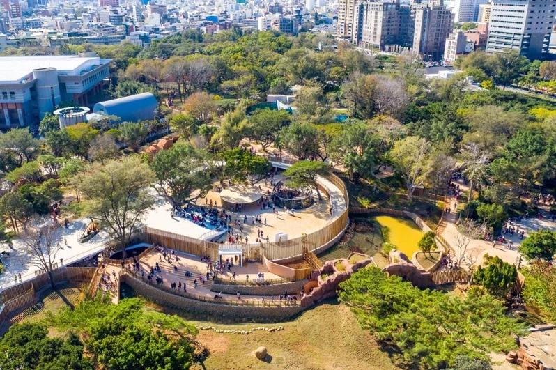 新竹市立動物園獲2020台灣建築獎佳作。