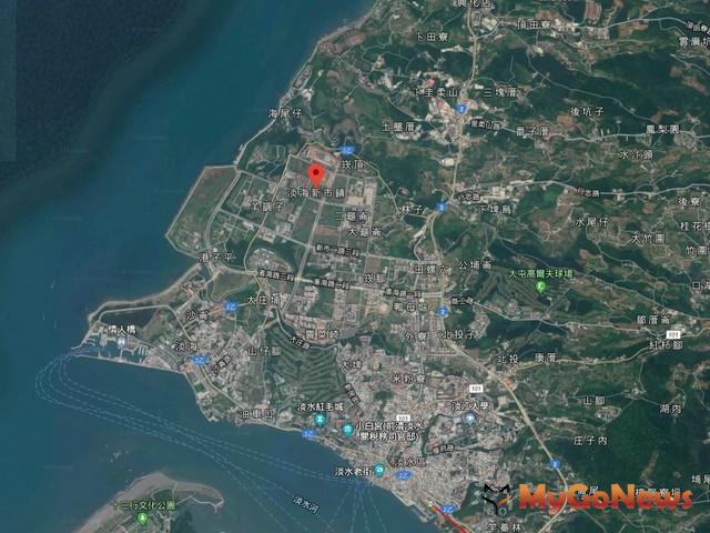 營建署因應氣候變遷及新興行業發展,調整淡海新市鎮第一期土管要點,打造美好環境永續宜居生活