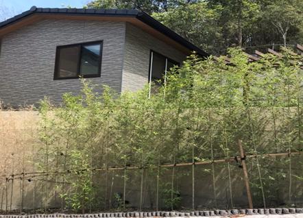 輕鋼構建築是以鋼骨做為主結構,搭配綠建材的外牆板、內牆板與屋頂建造出房屋。