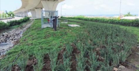 圖 29 台 61 線 - 雨水回收系統之完工照