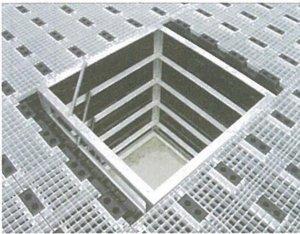 雨水貯留磚之檢修井