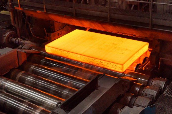 無化石鋼鐵