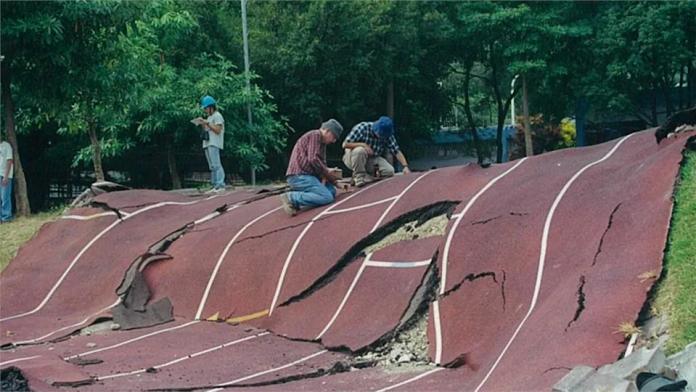 921地震發生後,於霧峰光復國中現址,規劃改建地震紀念博物館,以保存地震原址、記錄地震史實,並提供社會大眾及學校有關的地震教育。